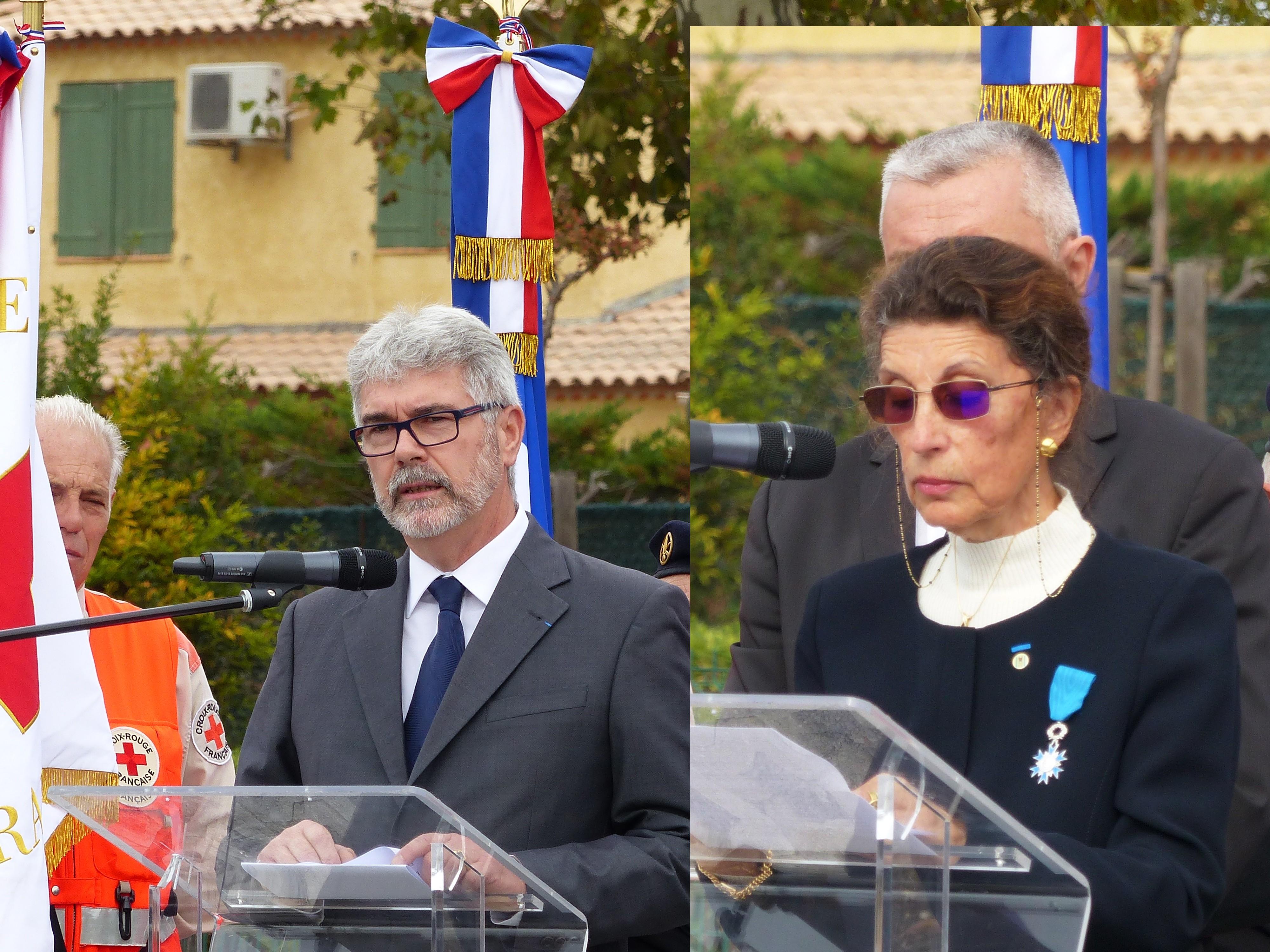 Danièle BESSIERE et Christophe DHAM